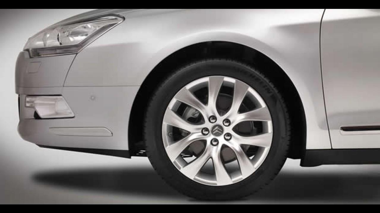 Preços: Novo Citroën C5 Sedan chega por R$ 103.500 e C5 Tourer por R$ 112.500 - Veja mais detalhes