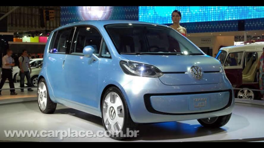 Nova família: Volkswagen confirma que irá produzir o Up! Vendas começam em 2011