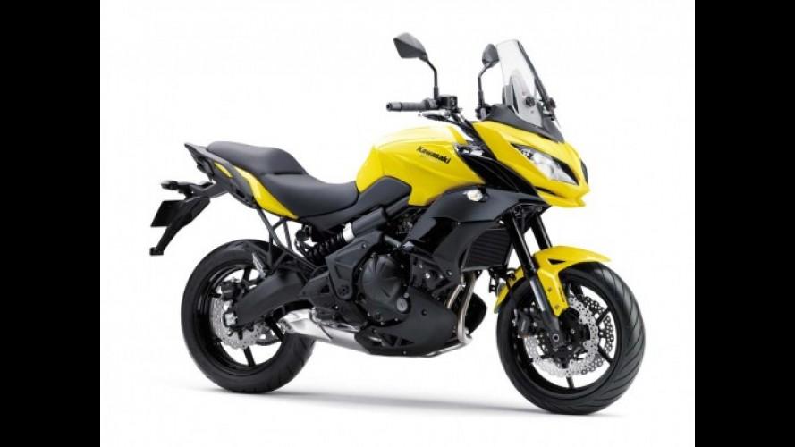 Salão de Colônia: Kawasaki mostra novas Versys 650 e 1000