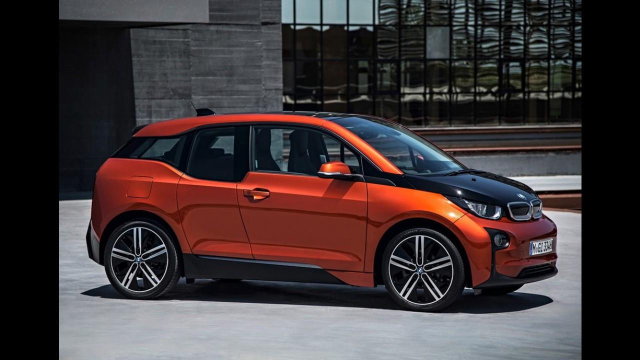 Elétrico BMW i3 é lançado oficialmente e chega ao Brasil em 2014