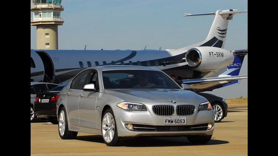 BMW garante liderança entre marcas Premium em 2010