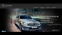 Vai mudar: Mercedes anuncia Classe C abaixo dos R$ 110 mil