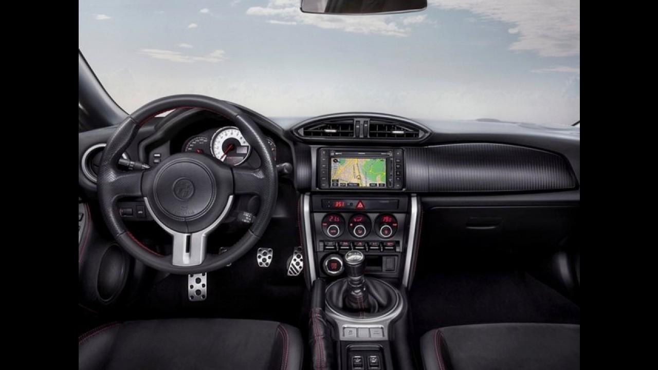 Toyota confirma lançamento do cupê compacto GT 86 na Argentina