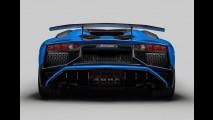 Lamborghini lança Aventador LP750-4 SV Roadster