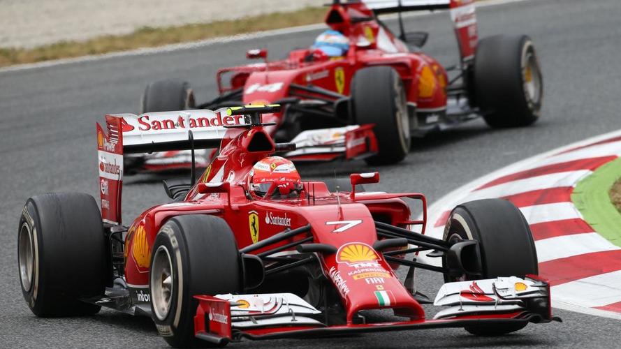 Raikkonen just 'slower' than Alonso in 2014 - Allison