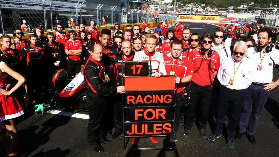 Bianchi's recovery chances 'very small' - Burti