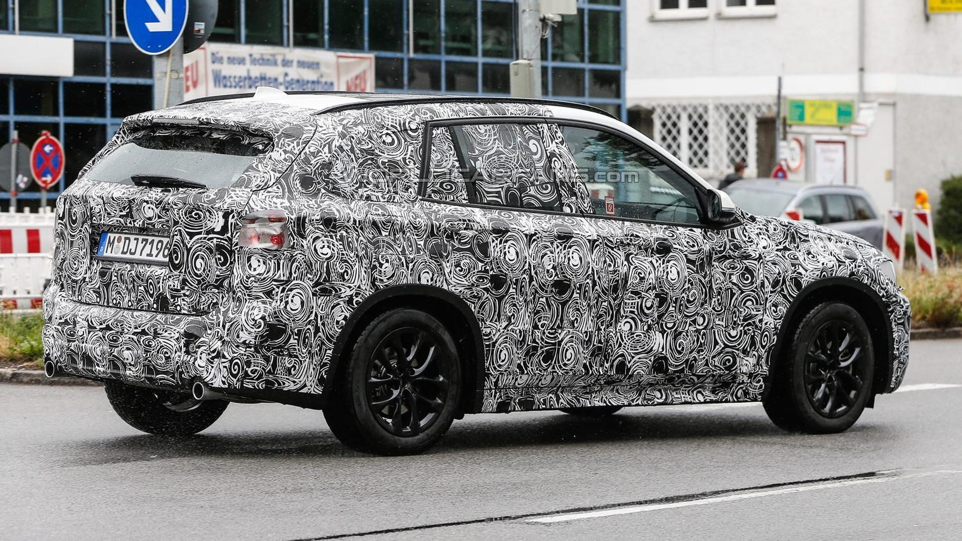 Next BMW X1 to offer a third row seat report