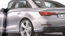 2016 Audi A4 rendering / Quattroruote
