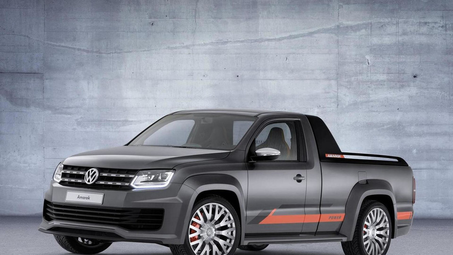 Volkswagen Amarok Power fully detailed, features 5,000-watt sound system