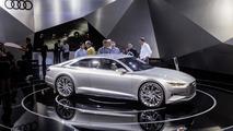 Audi Prologue concept live at Design Miami