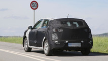 Kia Ceed Sportsvan spy photo
