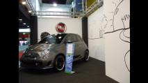 Fiat 500 EV al Motor Show 2010