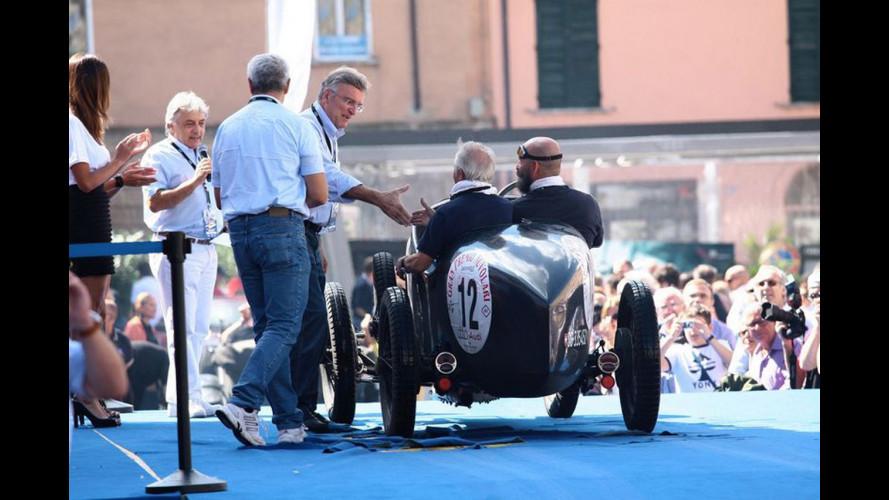 Gran Premio Nuvolari 2010: tre Fiat sul podio