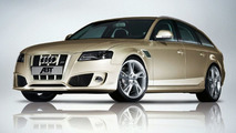 Abt AS4 Avant with new grille styling