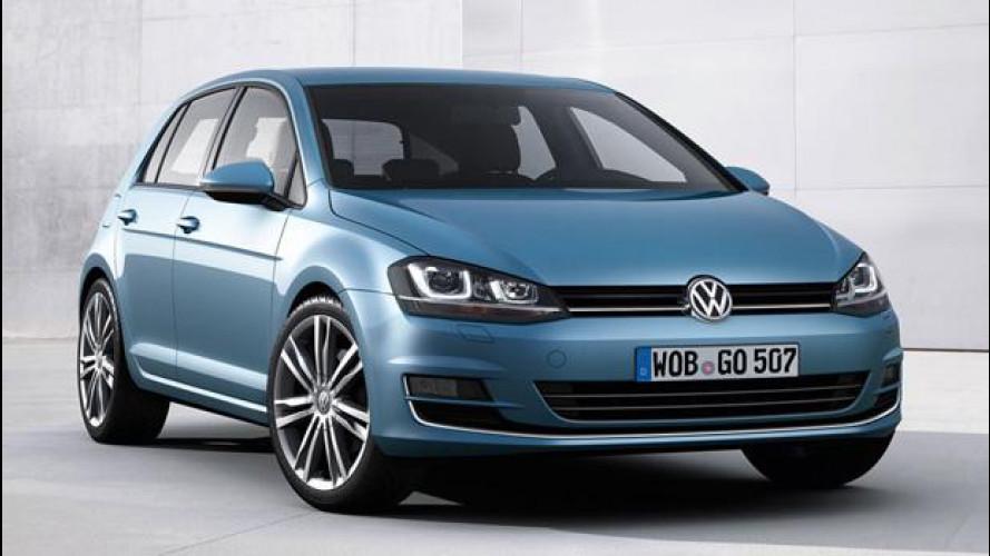 Volkswagen Golf 7: tutte quelle che verranno