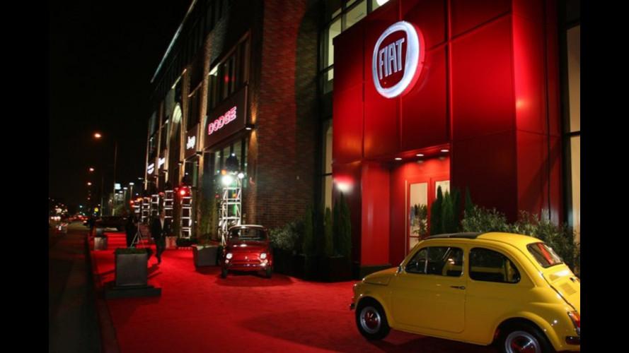 La Fiat 500 sorprende la stampa USA