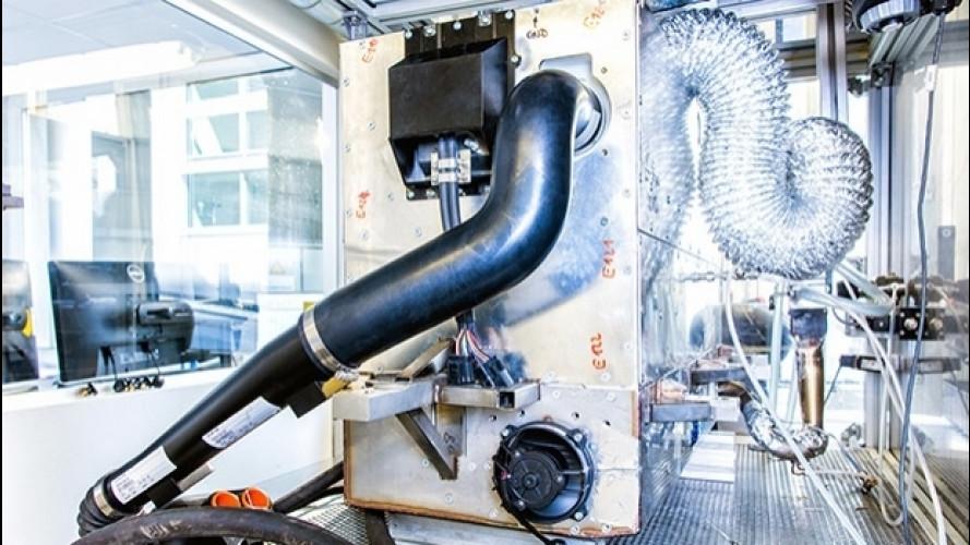 Nissan Fuel Cell a ossido solido e bio-etanolo, per le elettriche del futuro