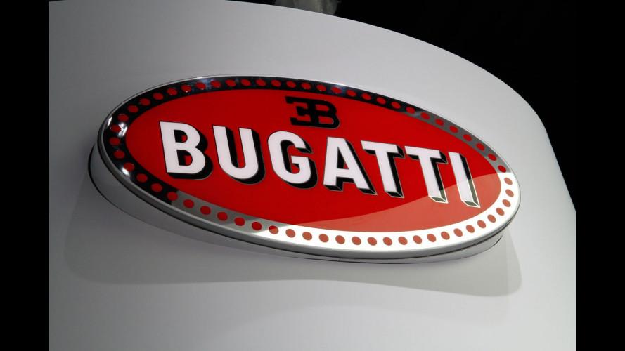 Bugatti al Salone di Francoforte 2011