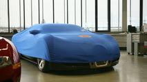 Bugatti Veyron Hermes 'Special Edition' Sneak Preview