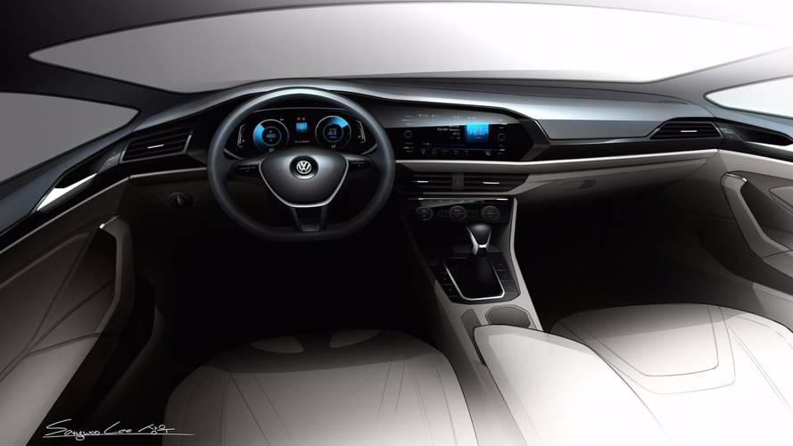 Volkswagen 2018 Jetta Nın Yeni 231 Izimlerini Paylaştı
