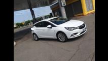 Opel Astra 1.0, la prova dei consumi reali