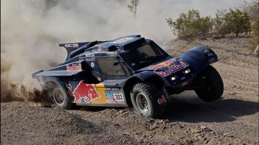 Dakar 2014, tappa 4: Carlos Sainz balza al comando