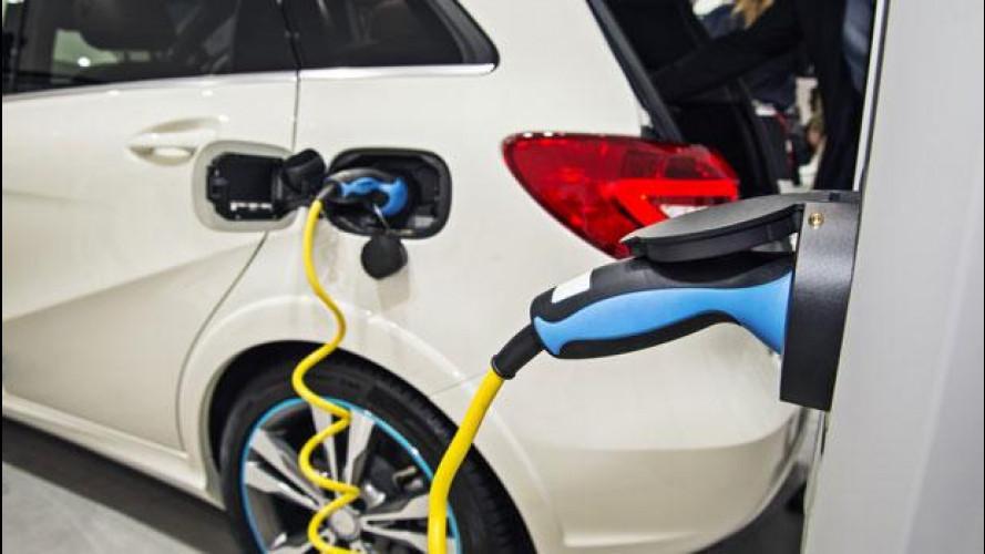 Auto elettriche, il Lazio è la Regione che ne ha di più