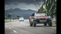 Dakar 2016, prologo e prima tappa