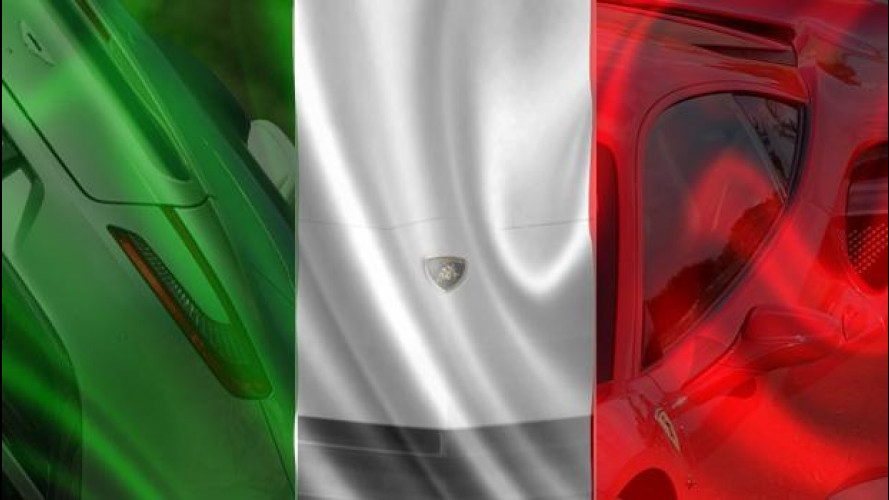 L'Italia non è (più) un Paese per supercar