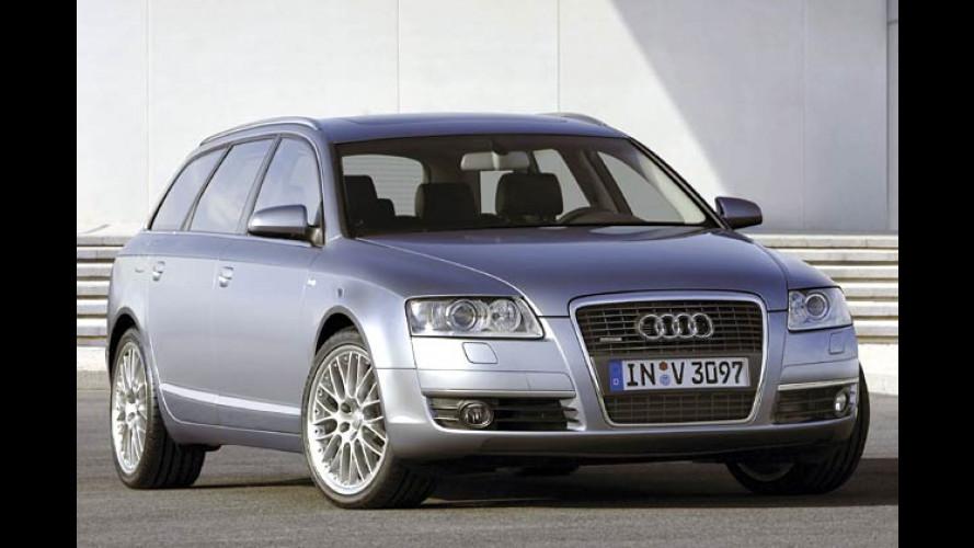 Der neue Audi A6 Avant: Klappe, die Vielseitige