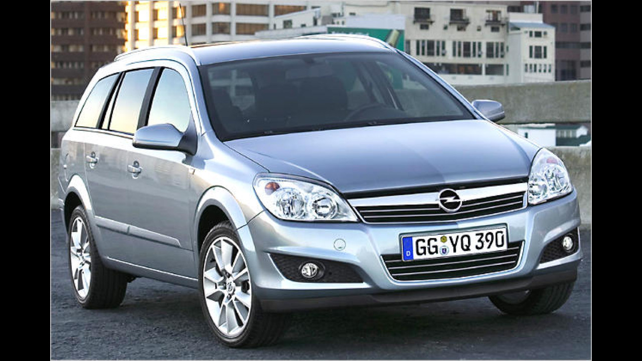 Opel Astra Caravan 1.4 Twinport