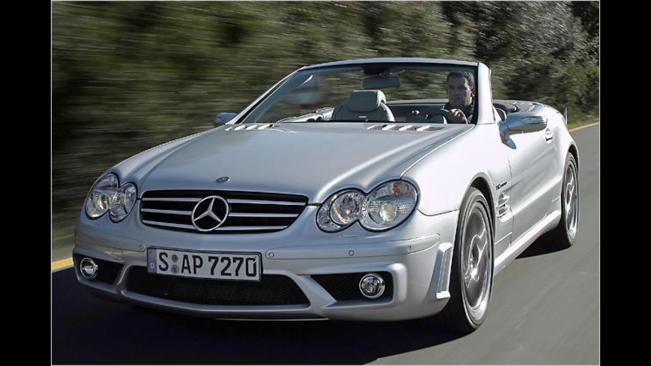 2006: SL 55 AMG