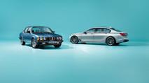 40 éves a 7-es BMW