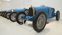 L'Histoire de Bugatti en images