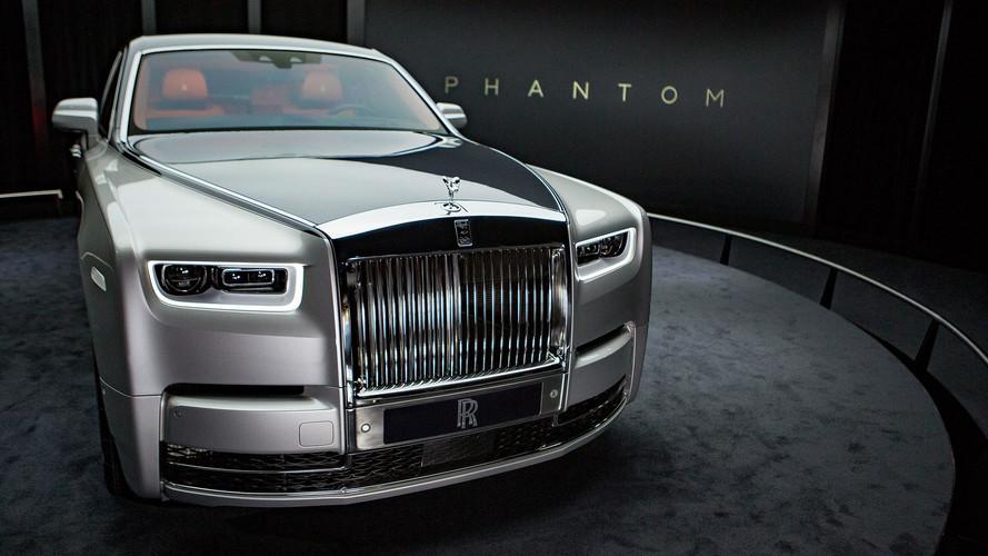 Rolls-Royce Phantom VIII Türkiye'de