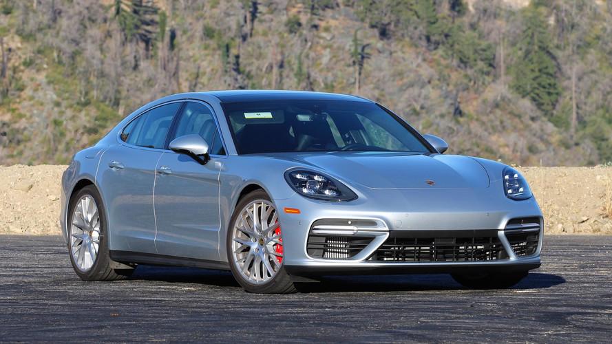 2017 Porsche Panamera Turbo Review: The Four-Door 911