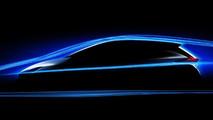 2018 Nissan Leaf Aerodynamics Teaser