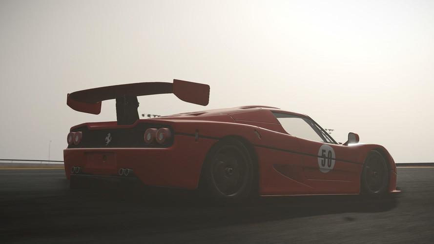 VIDÉO - Project Cars 2 dévoile les dix premières Ferrari