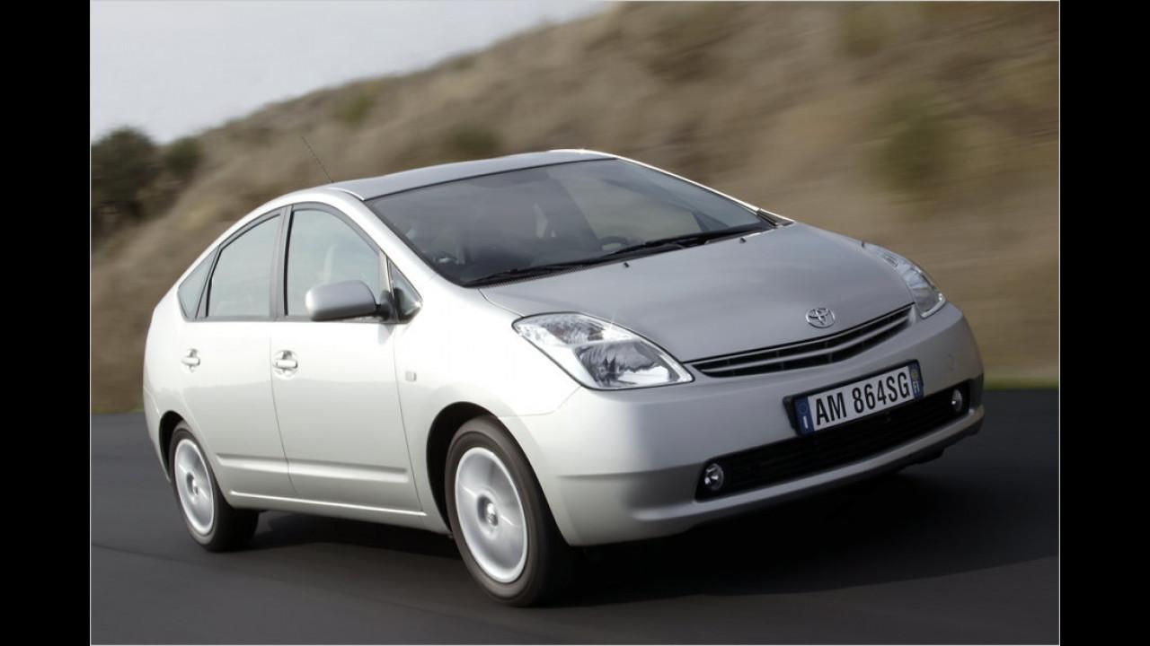 Toyota Prius (Gesamtsieger 2004)