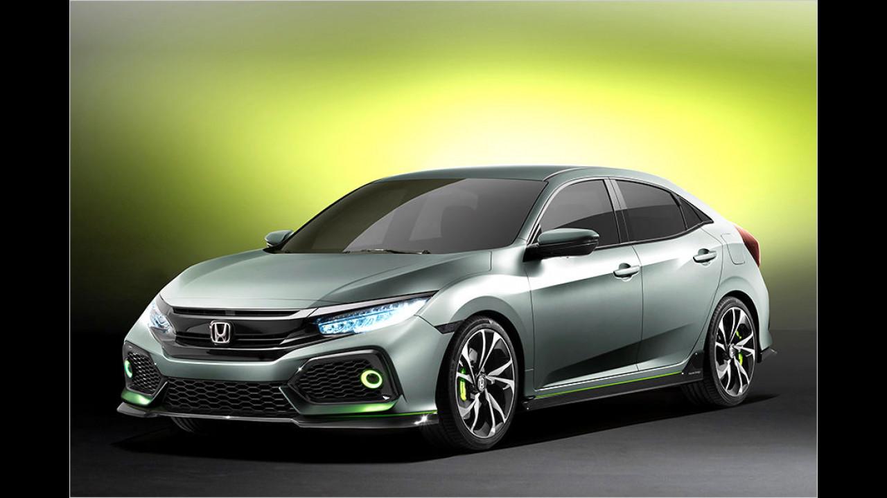 Honda: Das ist der neue Civic