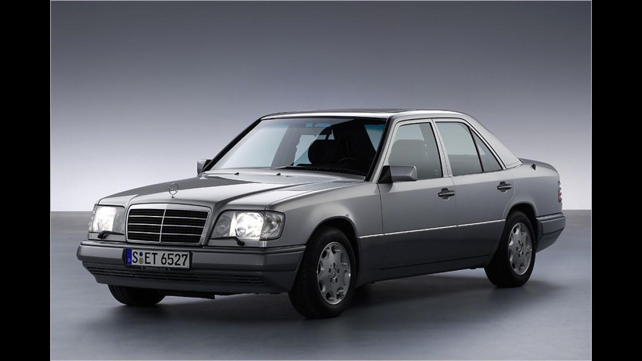 Mercedes W 124 ,E-Klasse