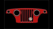 Die Säulen des Jeep-Designs