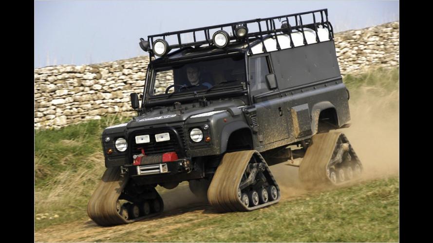 Land Rovers Modelle des Wahnsinns: Vom Ersten bis zum Verrücktesten