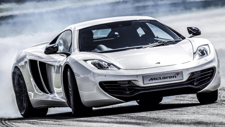 Upgraded 2013 McLaren MP4-12C model year details officially released