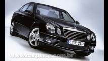 Mercedes Classe E atinge a  marca de 1,5 milhão de unidades vendidas no mundo