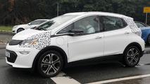 2017 Opel Ampera-e spy photo