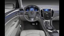 Salão de Detroit 2008: Cadillac Provoq movido à hidrogênio e eletricidade