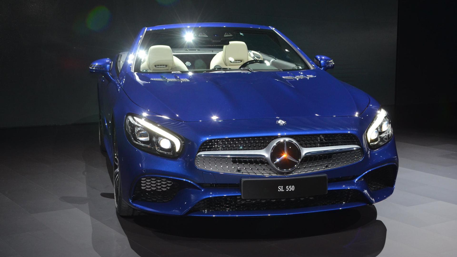 Mercedes Benz Sl Class News And Reviews