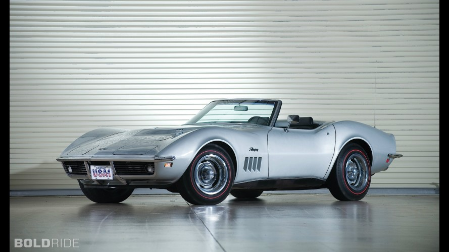 Chevrolet Corvette 427/435 Convertible