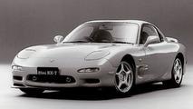 3'üncü jenerasyon Mazda RX7 1991